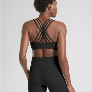 Athleta Hyper Focused Bra in Powervita (A-C)
